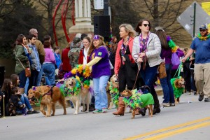 Mardi Growl Parade